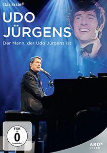 Udo Jürgens - Der Mann, der Udo Jürgens ist [DVD]