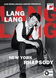 Lang Lang - New York Rhapsody - Live from Lincoln Center