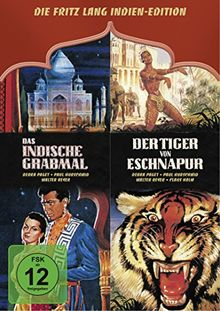 Fritz Lang - Indien Edition Box [2 DVDs]