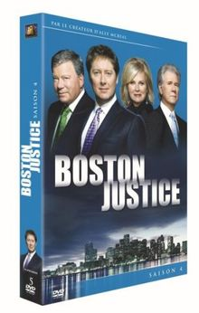 Boston Legal - Saison 4 (inkl. deutscher Tonspur) [5 DVDs] [FR Import]