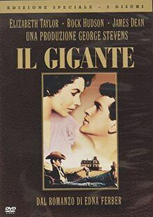 Il gigante (edizione speciale) [2 DVDs] [IT Import]