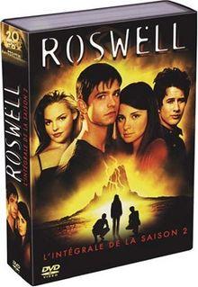 Roswell : Intégrale Saison 2 - Coffret 6 DVD [FR Import]