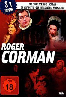 Roger Corman Box [3 DVDs]
