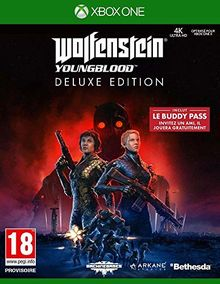 Wolfenstein II: Youngblood Deluxe Edition Xbox One-Spiel