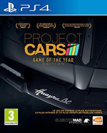PROJECT CARS GAME OF THE YEAR EDITION PS4 FR