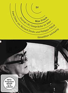 Max Frisch - Journal I-III/Gespräche im Alter [2 DVDs]
