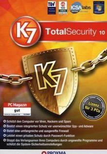 K7 Total Security 10