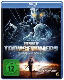 Space Transformers [Blu-ray]