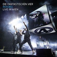 Die Fantastischen Vier: Rekord - Live in Wien [Blu-ray]