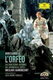 Monteverdi, Claudio - L'Orfeo