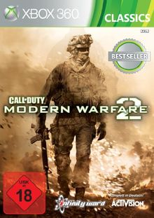Call of Duty: Modern Warfare 2 (Deutsch) [Xbox Classics]