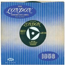 London American Label Year By Year-1956