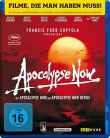 Apocalypse Now (Kinofassung & Redux) - Digital Remastered [Blu-ray]