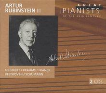 Great Pianists: Rubinstein Vol. 3