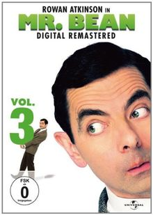 Mr. Bean - TV-Serie, Vol. 3: 20th Anniversary (OmU)