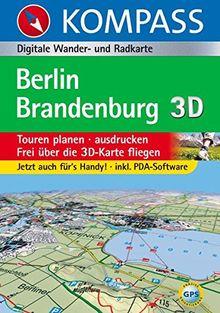 Berlin/Brandenburg 3D