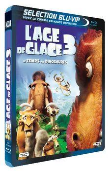L'Age de glace 3 - Le temps des dinosaures - Coffret Blu-ray + DVD [FR Import]