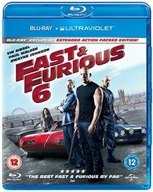 Furious 6 [Blu-Ray] (IMPORT) (Keine deutsche Version)