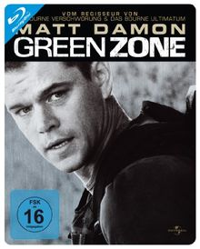 Green Zone - Steelbook [Blu-ray]