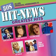 80s Hit News: the Gold Edition