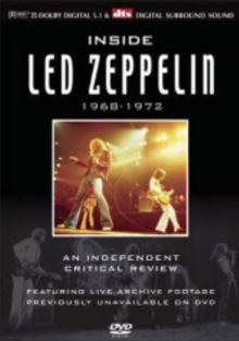 Led Zeppelin - Inside Led Zeppelin: A Critical Review 1968-1972