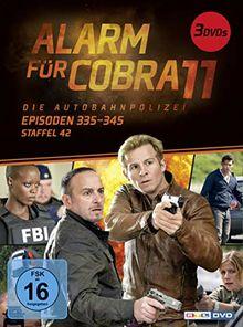 Alarm für Cobra 11 - Staffel 42 [3 DVDs]