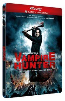 Abraham lincoln : vampire hunter [Blu-ray]