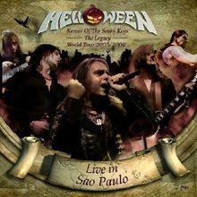 The Legacy World Tour 2005/2006-Live in Sao Paulo
