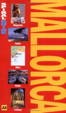 Mallorca (AA Spiral Guides)