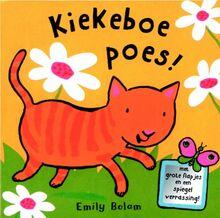 Kiekeboe poes! (Kiekeboekjes)
