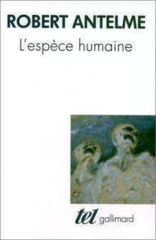 L'Espèce humaine (Tel)