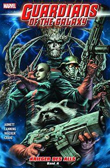 Guardians of the Galaxy: Krieger des Alls: Bd. 4