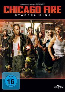 Chicago Fire - Staffel eins [6 DVDs]