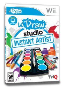 Instant Artist (uDraw erforderlich)