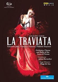 Giuseppe Verdi: La Traviata (Arena di Verona, 2011) [DVD]