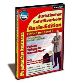 Die juristischen Assistenten - Schriftverkehr, Basis Edition