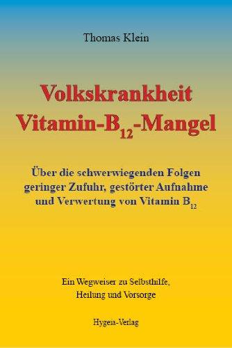 Folgen Von Vitamin B12 Mangel