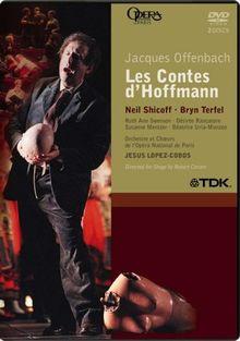 Les Contes d'Hoffmann (Jacques Offenbach) / Opéra National de Paris - Bastille, October 2002 [2 DVDs]