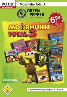 Moorhuhn Total 3 [Green Pepper]