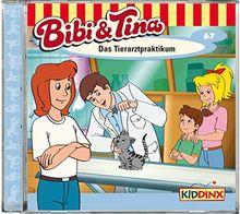 Bibi & Tina, Folge 67: Das Tierarztpraktikum