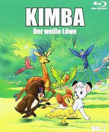 Kimba - Der weiße Löwe - Box 2 [Blu-ray]
