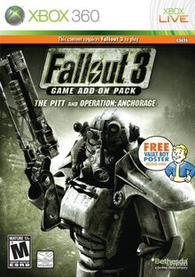 Fallout 3 Game Zusatzpack: The Pitt and Operation Anchorage