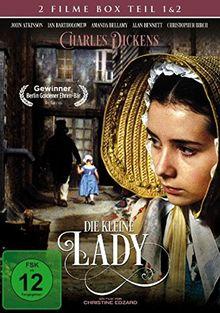 Die kleine Lady - Charles Dickens (Teil 1 + 2) [2 DVDs] [Limited Edition]