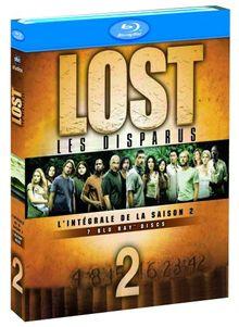 Lost, saison 2 [Blu-ray] [FR Import]