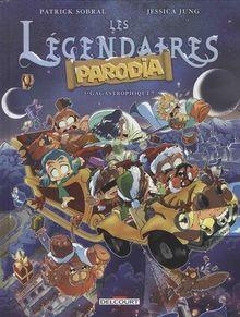 Les Légendaires - Parodia T3 - Gagastrophique !