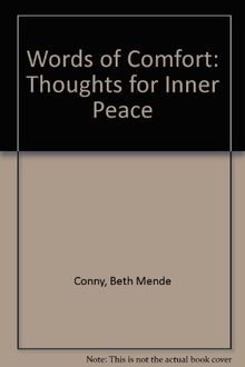 Words of Comfort: Thoughts for Inner Peace