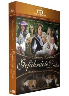Barbara Cartland's Favourites Vol. 2: Gefährdete Liebe - Das Geheimnis um Silver Blade (Fernsehjuwelen)
