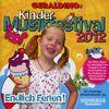 Geraldinos Kinder Musikfestival 2012: Endlich Ferien!