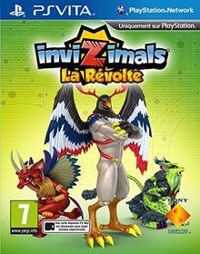 invizimals : la révolte [playstation vita]