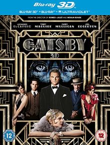 The Great Gatsby (+ Blu-ray) [Blu-ray 3D] [PL Import]